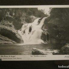 Postales: ORDESA-LA TAMBORRONERA-FOTOGRAFICA ZERKOWITZ-POSTAL ANTIGUA-(68.144). Lote 195227856