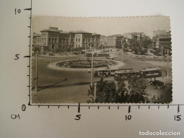 Postales: ZARAGOZA-PLAZA DE D.BASILIO PARAISO-GARCIA GARRABELLA-326-POSTAL ANTIGUA-(68.145) - Foto 5 - 195228075