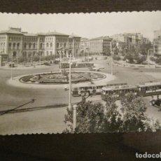 Postales: ZARAGOZA-PLAZA DE D.BASILIO PARAISO-GARCIA GARRABELLA-326-POSTAL ANTIGUA-(68.145). Lote 195228075