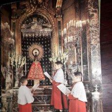 Postales: Nº 36131 POSTAL ZARAGOZA CAMARIN DE NUESTRA SEÑORA DEL PILAR. Lote 195232588
