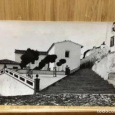 Postales: POSTAL DE MOSQUERUELA(TERUEL).PASCUALA ALTABA.. Lote 195240797