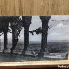 Postales: POSTAL DE GRAUS.J. AGUILAR.VIRGEN DE LA PEÑA.. Lote 195242781