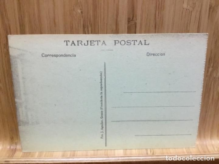 Postales: Postal de graus.j. Aguilar.virgen De la Peña. - Foto 2 - 195242781