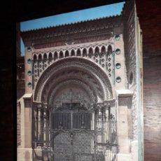 Postales: Nº 36307 POSTAL TERUEL CATEDRAL PUERTA PRINCIPAL. Lote 195313000