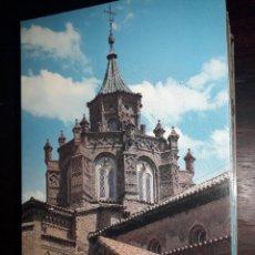 Postales: Nº 36308 POSTAL TERUEL CATEDRAL CIMBORRIO. Lote 195313097