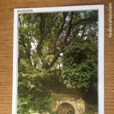 Postales: R8185 ANTIGUA POSTAL FUENTE DE SAN JACOBO S.X RUESTA ZARAGOZA EDICION DE LUJO SIN CIRCULAR . Lote 195318385