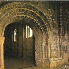 Postales: == B1483 - POSTAL - ALCAÑIZ - TERUEL - CASTILLO DE LOS CALATRAVOS. Lote 195353592