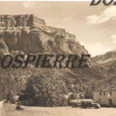 Postales: POSTAL, PARQUE NACIONAL DE ORDESA, LA FRAUCATA Y CASA OLIVAN, ED. SICILIA, SIN CIRCULAR. Lote 195381591