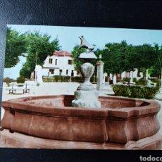 Postales: CARIÑENA, ZARAGOZA, ARAGON, FUENTE DEL TORICO. Lote 195492572