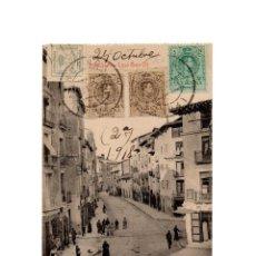 Postales: HUESCA.- COSO BAJO (II).. Lote 197422071