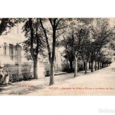 Postales: HUESCA.- ESCUELAS DE ARTES Y OFICIOS.. Lote 197478133