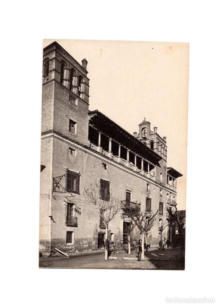 HUESCA.- AYUNTAMIENTO. (Postales - España - Aragón Antigua (hasta 1939))