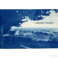 Postales: BARBASTRO.(HUESCA).- VISTA PARCIAL.. Lote 197525638