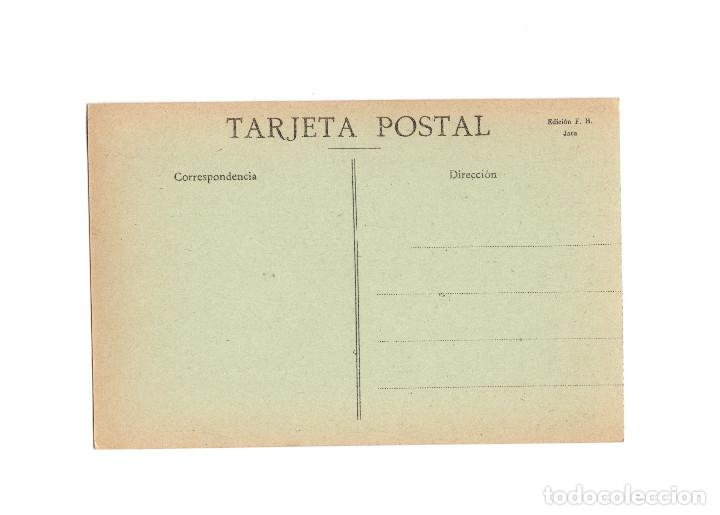 Postales: HUESCA.- VALLE DEL TENA. CAMINO DE LANUZA. - Foto 2 - 197591117