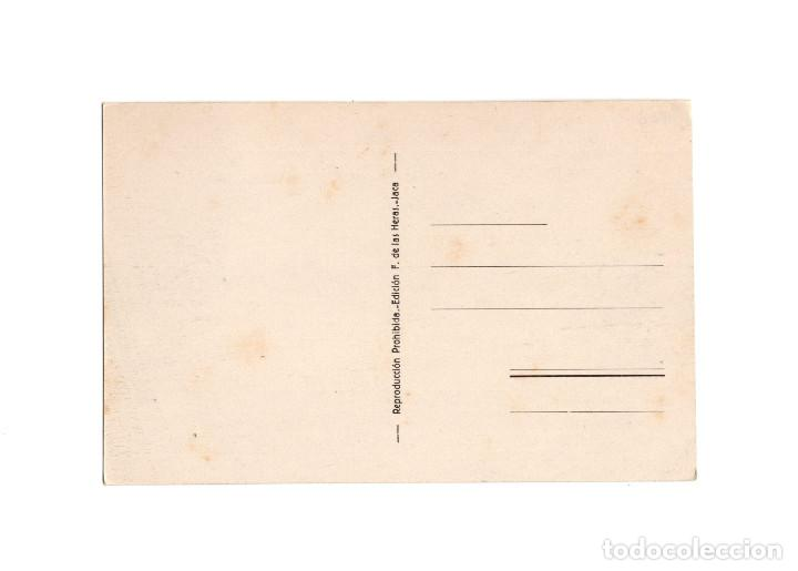 Postales: SALLÉNT.(HUESCA).- RECOLECCIÓN DE TRIGO- - Foto 2 - 197591770