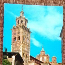 Cartes Postales: TERUEL - CATEDRAL. Lote 197718418