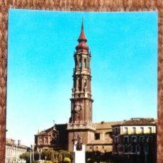 Cartes Postales: ZARAGOZA - CATEDRAL. Lote 197718578