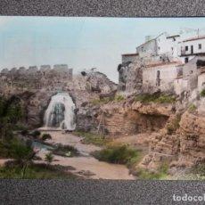 Cartes Postales: MUEL ZARAGOZA POSTAL FOTOGRÁFICA ANTIGUA DE EDICIONES SICILIA. Lote 197803211