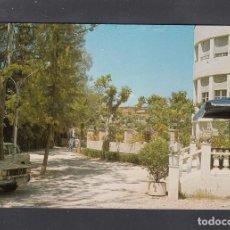 Postales: AGUAS Y BALNEARIO SICILIA. VISTA PARCIAL. JARDINES. Lote 198085838