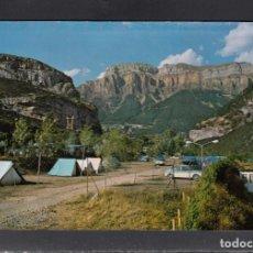 Postales: Nº 45 - TORLA. CAMPING,AL FONDO MONDARIEGO. Lote 198088421