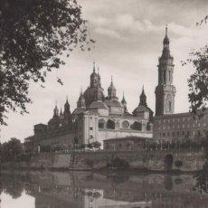 Postales: POSTAL ZARAGOZA - TEMPLO DEL PILAR - 278 GARRABELLA. Lote 198526762