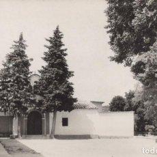 Postais: POSTAL AGUARON, ZARAGOZA, CASA DE EJERCICIOS DE STA. MARIA DE LAS VIÑAS - CIRCULADA. Lote 198529925