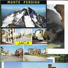 Postales: 90 POSTALES * HUESCA & PIRINEO ARAGONÉS * LOTE Nº 361. Lote 199389535