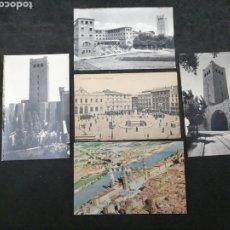 Postales: ZARAGOZA LOTES DE POSTALES. Lote 199650417
