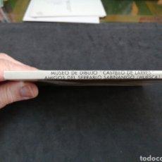 Postales: HUESCA, MUSEO DE DIBUJO DE LARRE, AMIGOS DEL SERRABLO SABIÑANIGO, LIBRO DE POSTALES. Lote 200159760