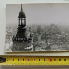 Postales: FOTOGRAFÍA DE ZARAGOZA DE 1950'S-1960'S. Lote 200398181