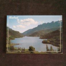 Postales: BUBAL, HUESCA. Lote 201150776