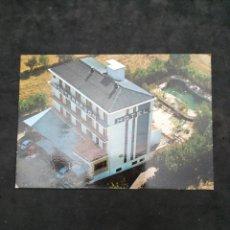 Postales: HOTEL MONTEARAGON, HUESCA. Lote 201157068