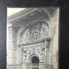 Postales: CALATAYUD , ZARAGOZA ,ARAGÓN ,PORTADA DE SANTA MARIA. Lote 204014382