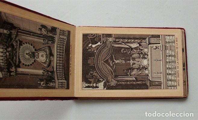 Postales: Vistas de Zaragoza. Álbum de 18 vistas del fotógrafo Coyne. En acordeón (siglo XIX) - Foto 2 - 204221956