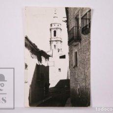 Postales: POSTAL FOTOGRÁFICA - TERUEL. VISTAS DE TORRE DEL COMPTE - EXCLUSIVAS RAMONA VALLE. Lote 204238346