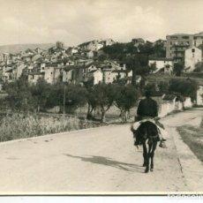 Postales: BOLTAÑA-VISTA GENERAL-FOTOGRÁFICA AÑO 1950- RARA. Lote 205206402