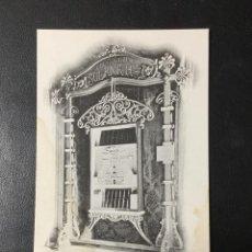 Postales: HUESCA , ARAGÓN , EXPOSICION 1906 , LUCAS ESCOLA , ZARAGOZA, CHOCOLATES SOLANA , MUY RARA.. Lote 205304770