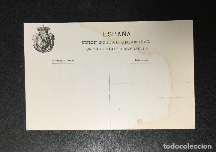 Postales: HUESCA , ARAGÓN , EXPOSICION 1906 , LUCAS ESCOLA , ZARAGOZA, CHOCOLATES SOLANA , MUY RARA. - Foto 2 - 205304770