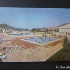 Postales: VALDERROBRES TERUEL PISCINAS MUNICIPALES. Lote 205381353