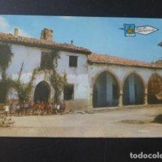 Postales: CANTAVIEJA TERUEL CONVENTO DE SANTA ANA. Lote 205381511