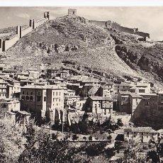 Postales: TERUEL ALBARRACIN VISTA GENERAL Y MURALLAS. ED. JDP VALENCIA EXCLUSIVAS J. NARRO. SIN CIRCULAR. Lote 205585893