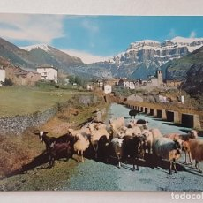 Postales: TORLA HUESCA VISTA POSTAL. Lote 205807248