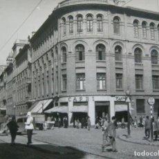 Postales: ZARAGOZA-CALLE DEL GENERAL FRANCO-ED·GARCIA GARRABELLA-POSTAL ANTIGUA-(70.700). Lote 205850571