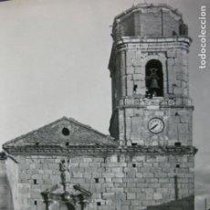 Postales: VELILLA DE CINCA-IGLESIA SAN LORENZO-FOTO RAYMOND.3-POSTAL ANTIGUA-(70.750). Lote 205857018