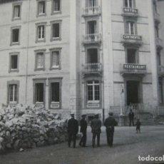 Postales: PANTICOSA-HOTEL CONTINENTAL RESTAURANTE-POSTAL FOTOGRAFICA ANTIGUA-(70.866). Lote 206267503