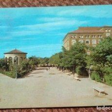 Cartoline: TERUEL - PARQUE DE LA GLORIETA. Lote 206320326