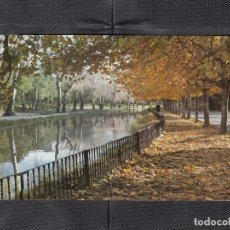 Postales: 53 ZARAGOZA. CANAL IMPERIAL. VISTA DE OTOÑO. Lote 206808548