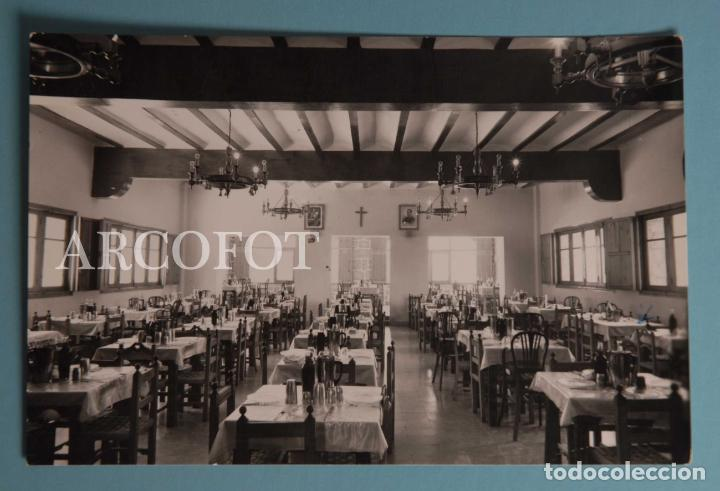 ANTIGUA POSTAL - 23 - ORIHELA DEL TREMENDAL - RESIDENCIA DE PRODUCTORES - COMEDOR - LA DE LAS FOTOS (Postales - España - Aragón Moderna (desde 1.940))