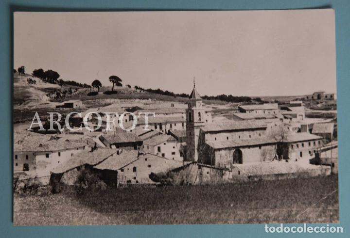 ANTIGUA POSTAL - GUADALAVIAR (TERUEL) - VISTA PANORÁMICA - LA DE LAS FOTOS (Postales - España - Aragón Moderna (desde 1.940))