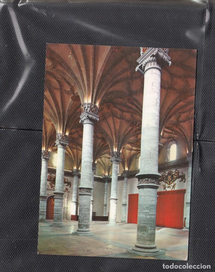 2075.- ZARAGOZA. PALACIO DE LA LONJA (Postales - España - Aragón Moderna (desde 1.940))